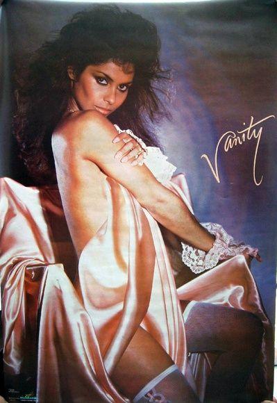 vanity Singer nude actress