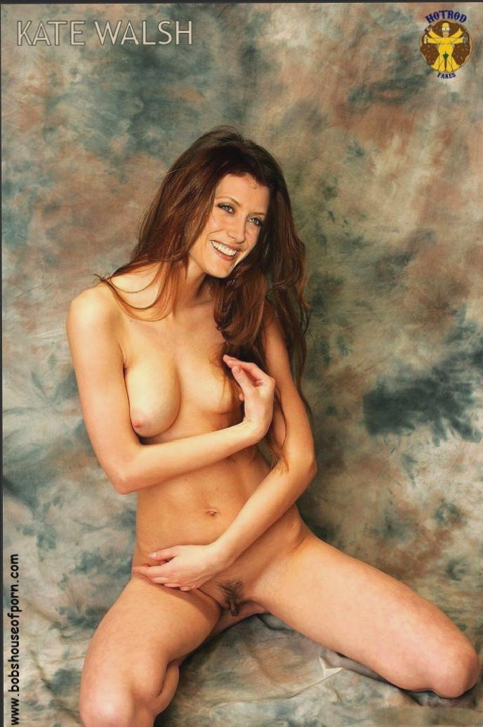 Nude kate walsh naked