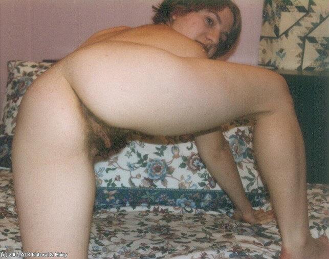hairy Atk mature anal natural