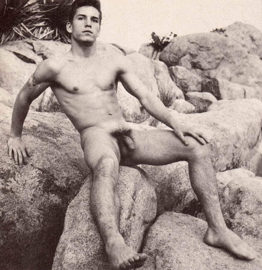 naked dallesandro Nude joe