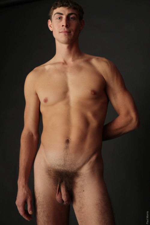 russian Male nude
