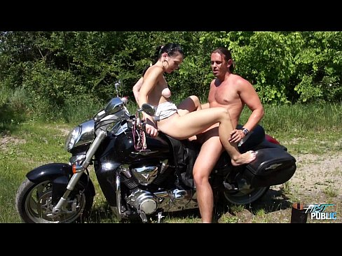 biker chick blowjob Sexy