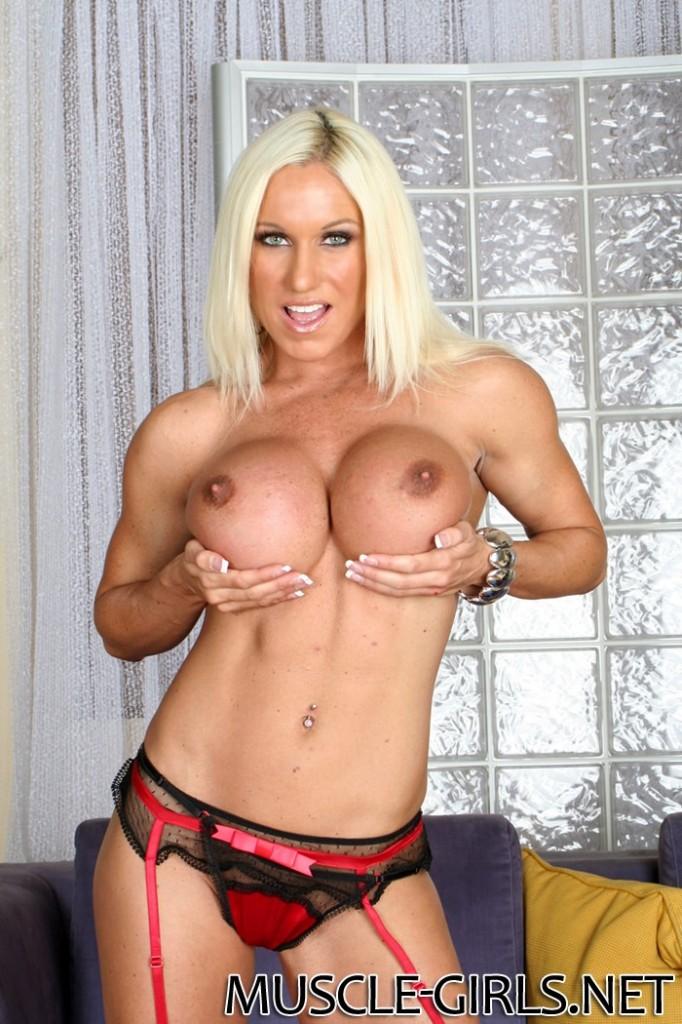 women bondage Muscle