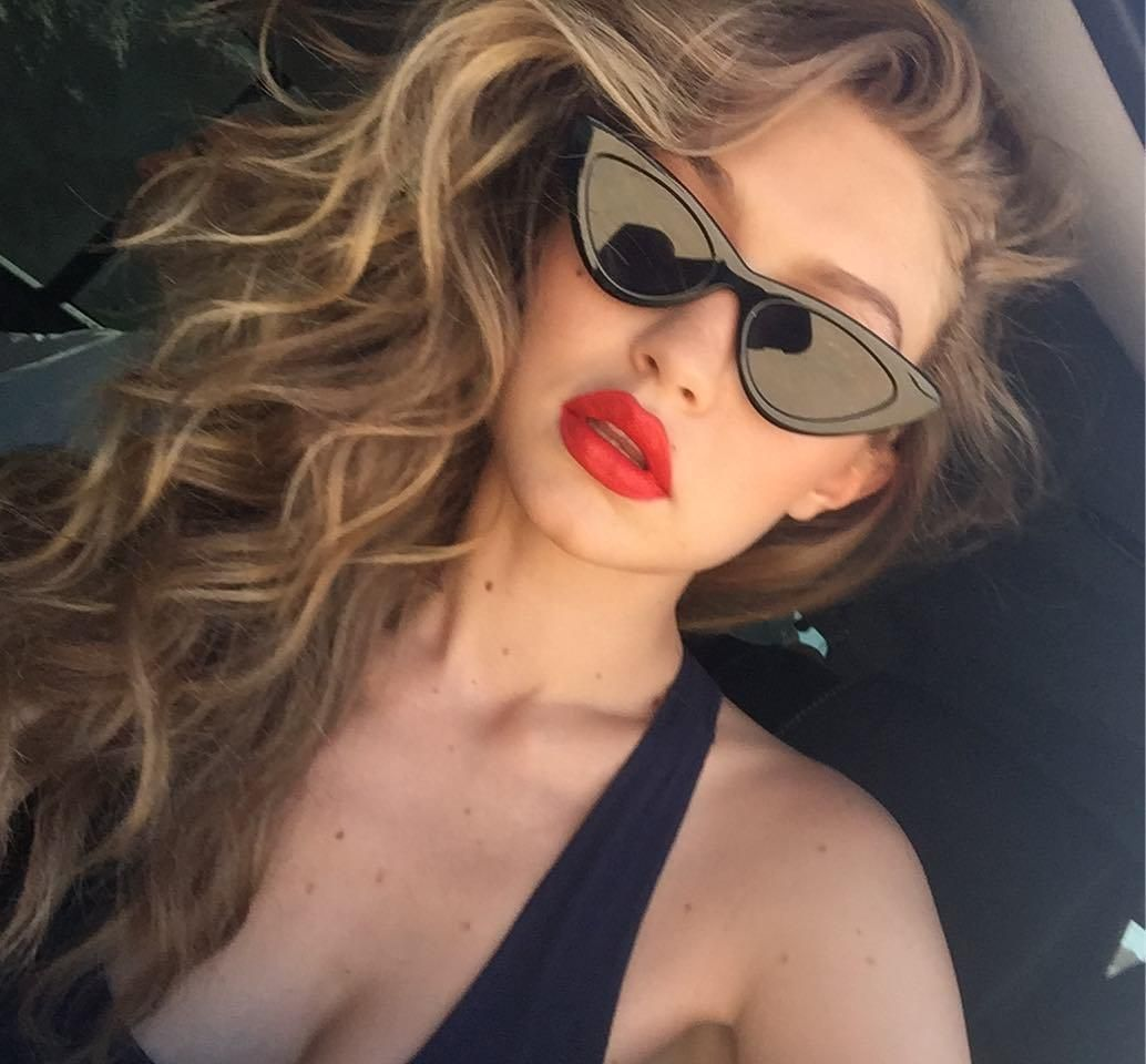 hadid instagram Gigi