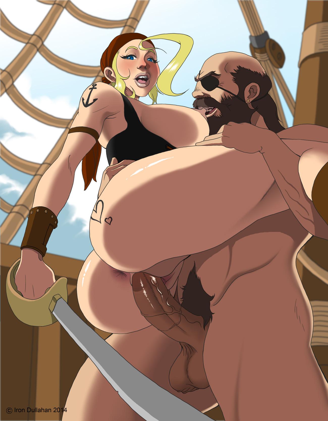 pirate cartoon porn Sexy