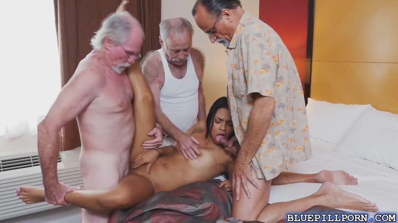naked girs fucks guy with stropon