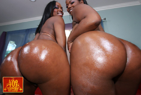 thick booty naked black bitches