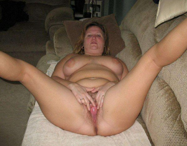 exposed wife Hairy mature