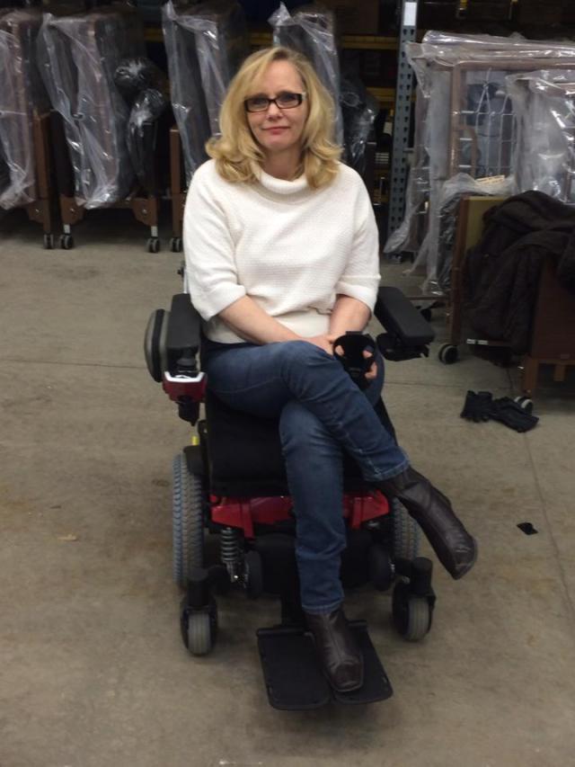 wheelchairs Paraplegic women