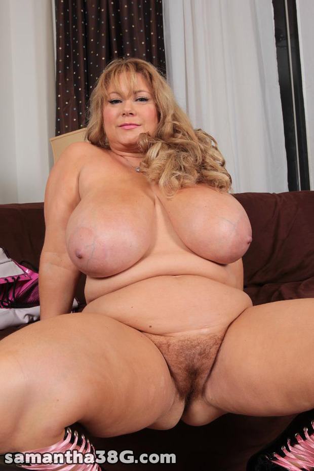 bbw fucked pussy Fat blonde mature