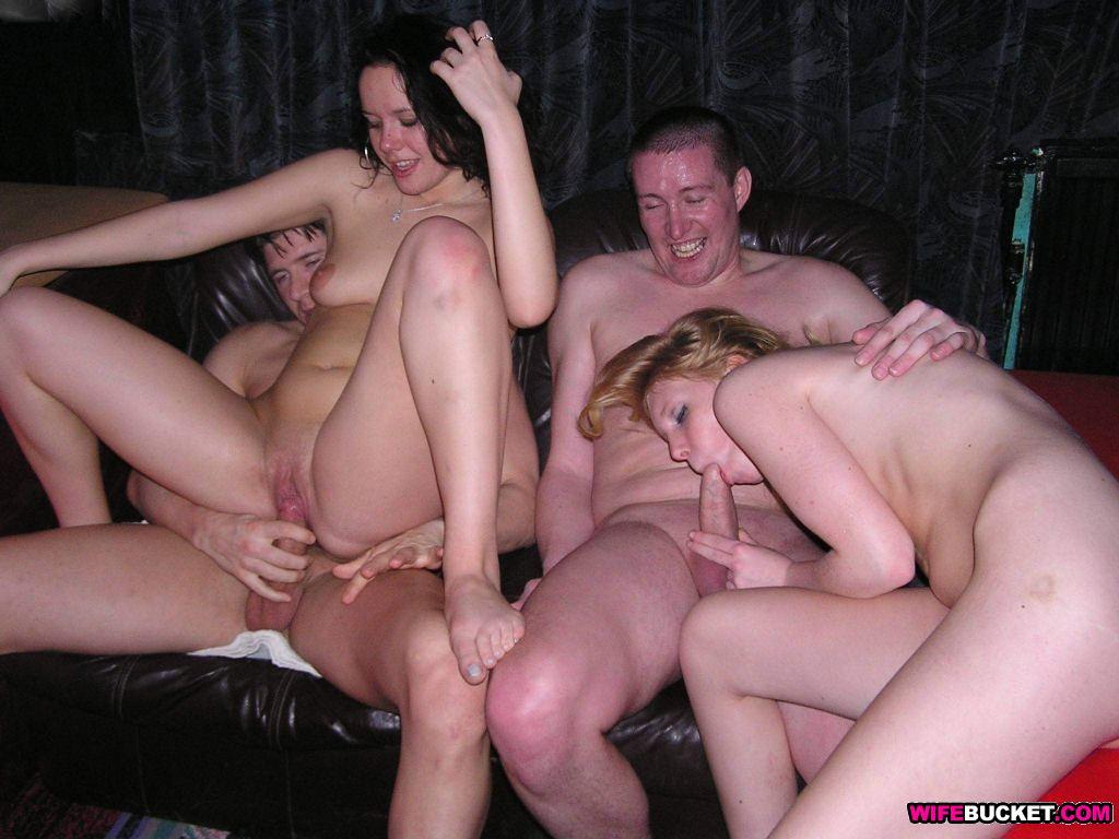 Sex amateur wife parties home