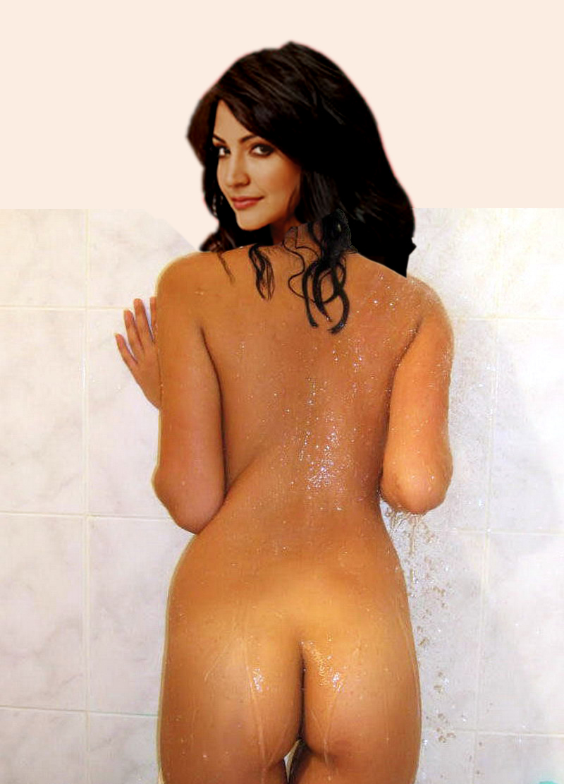 indian actress anushka Nude