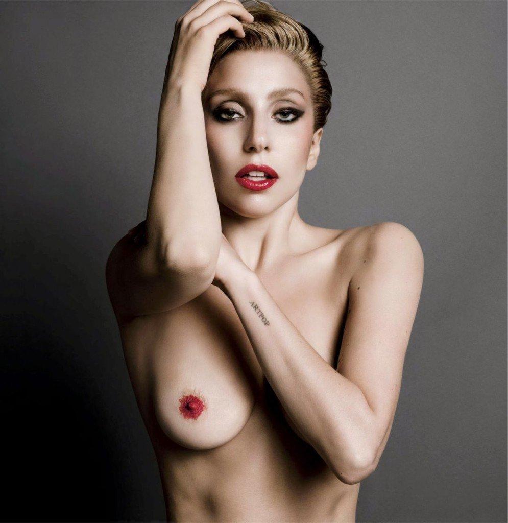 nude Lady instagram gaga