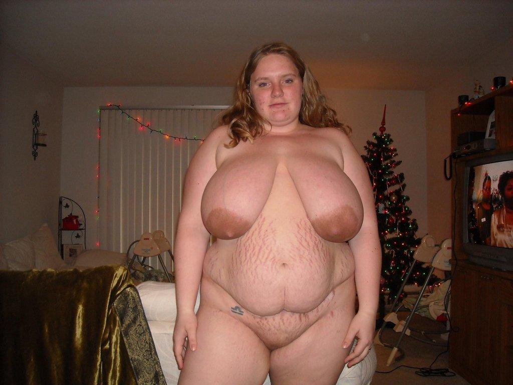 naked black women Fat
