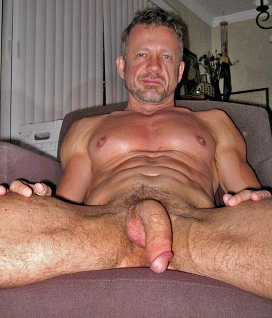 Sexy Naked Mature Men