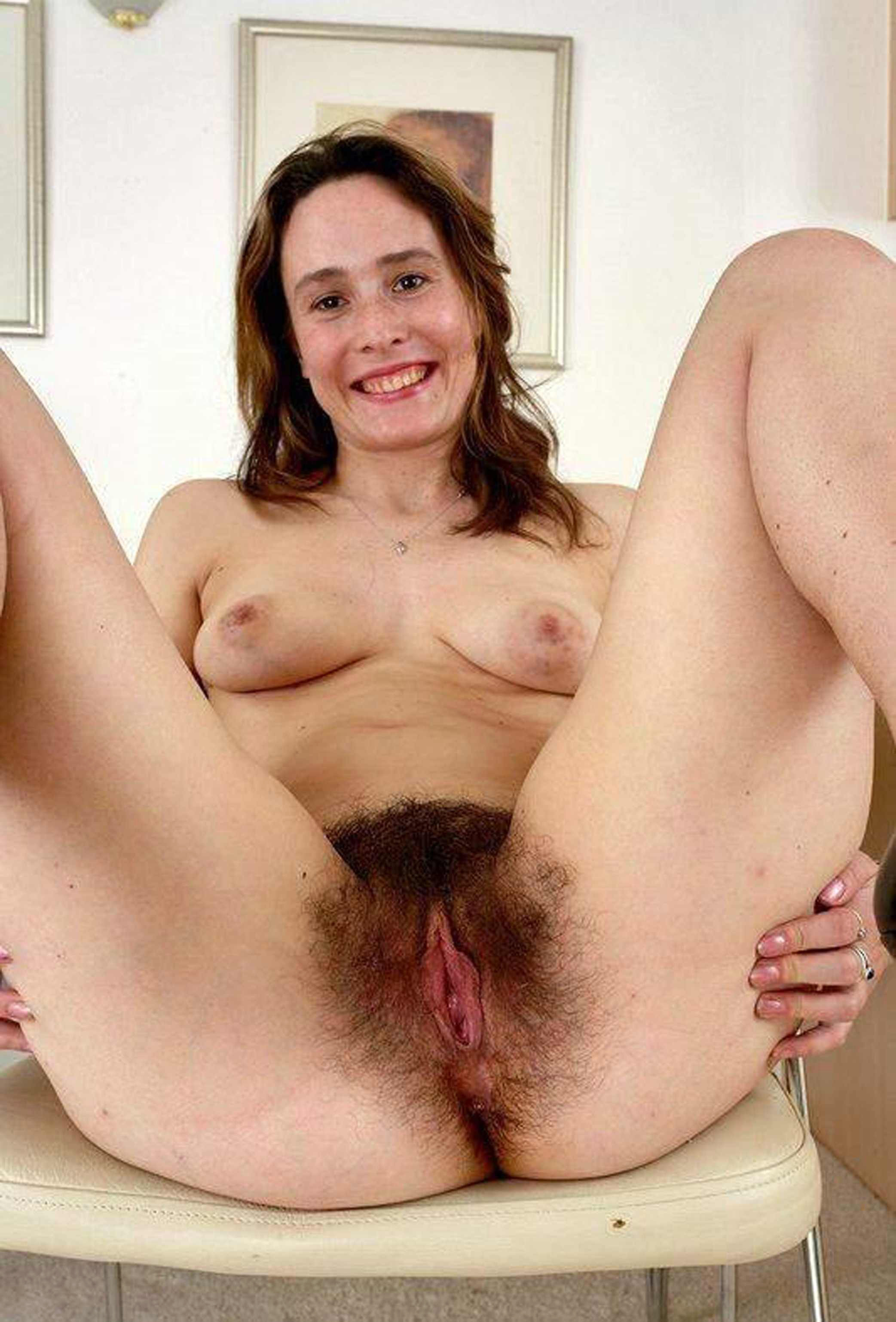 vaginas two nude with Girl