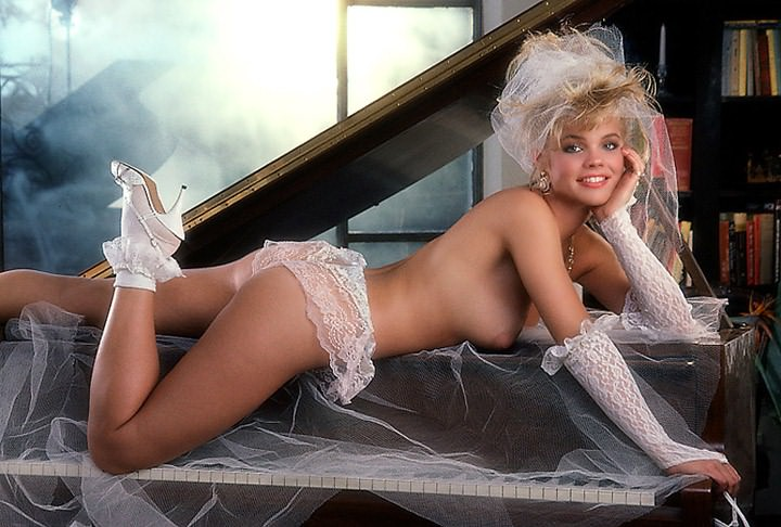 playmate marie Playboy carlton hope