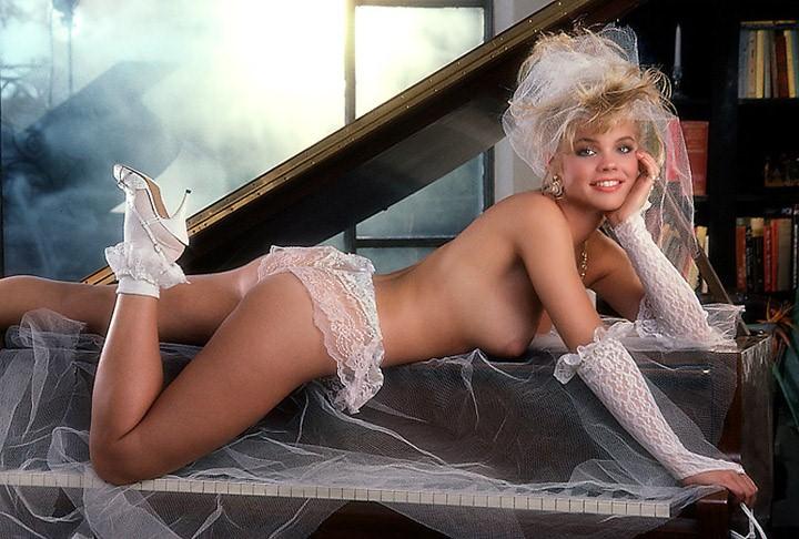 playmate marie Playboy carlton hope