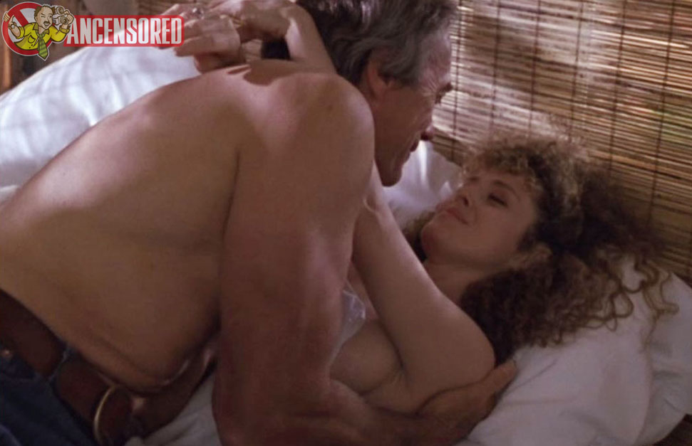 peters topless Bernadette
