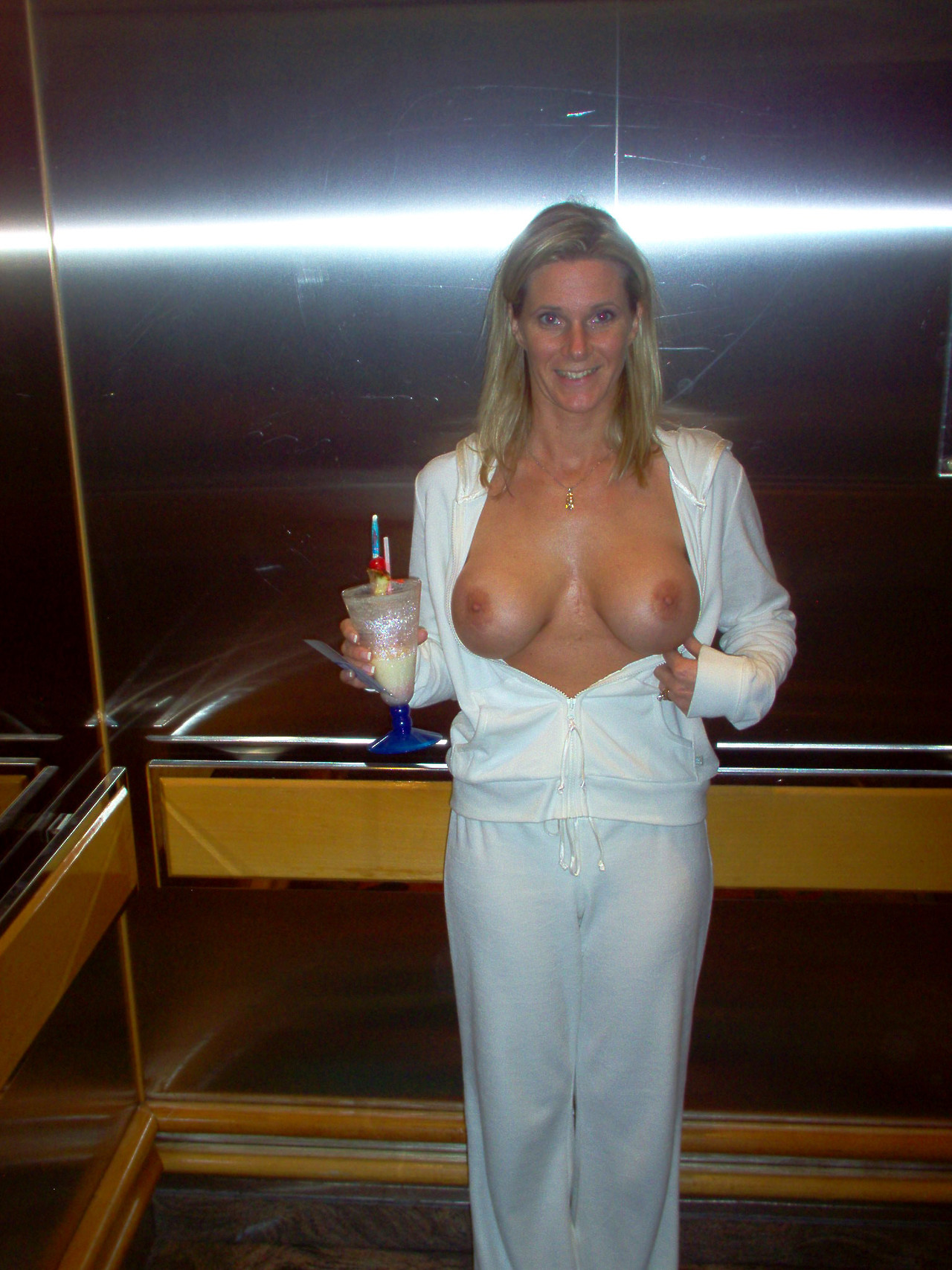 drunk wife Naked