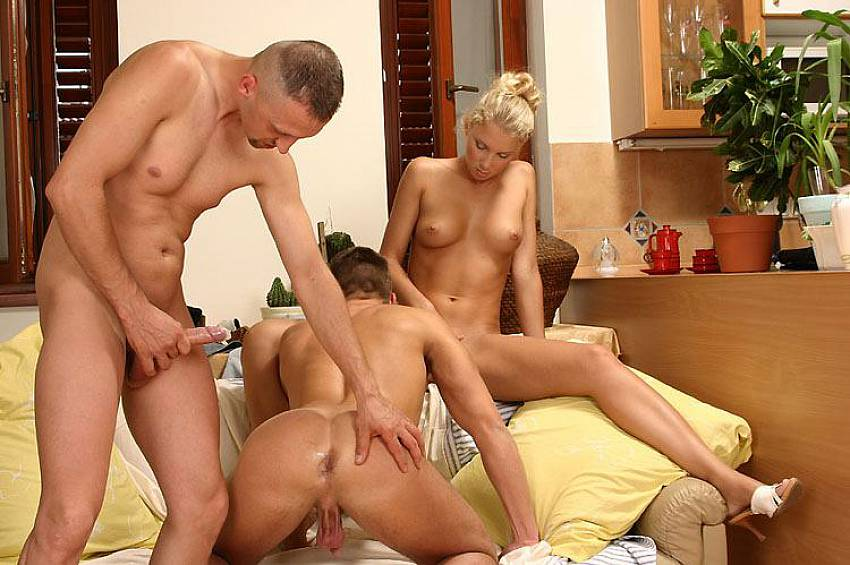 sex Mature interracial group