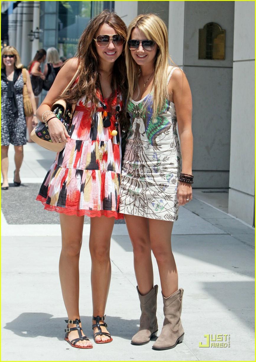cyrus tisdale Miley naked ashley