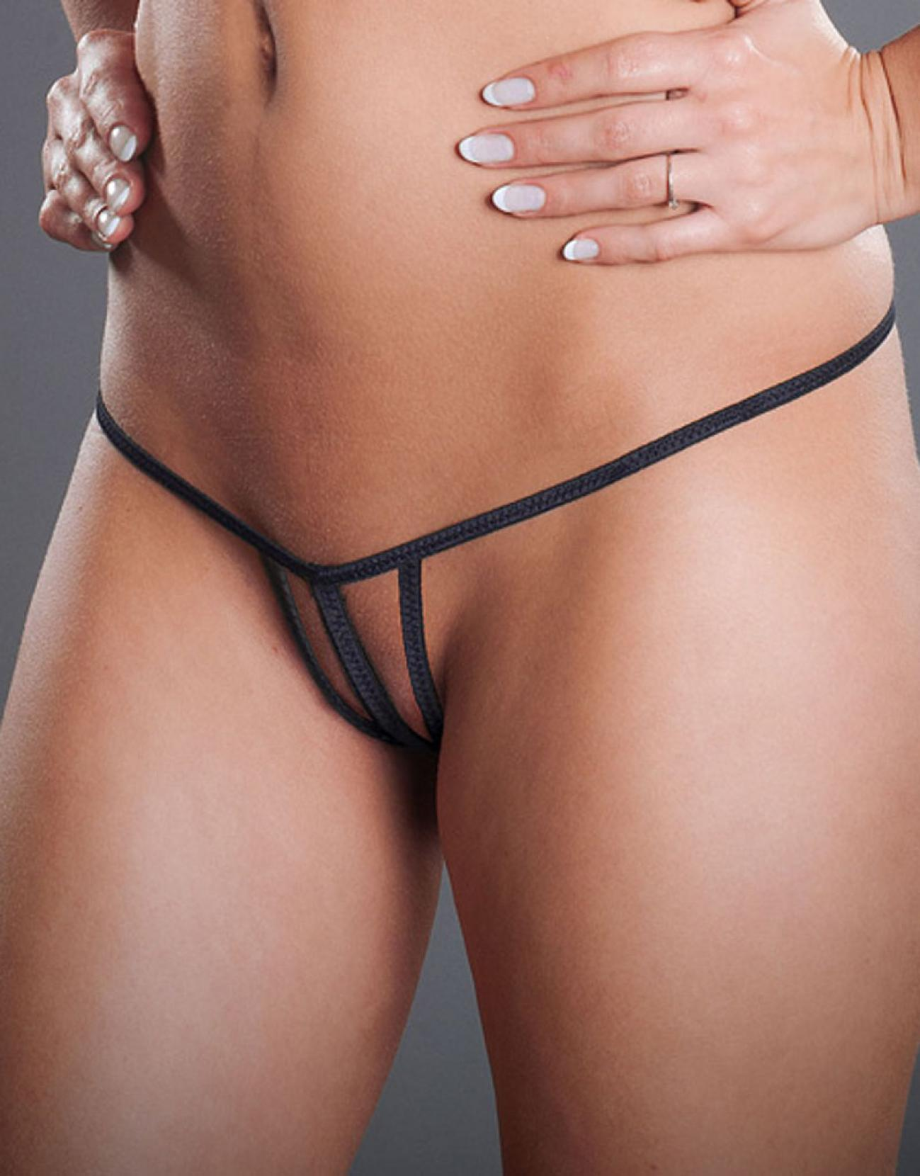 crotchless panty Sexy g string