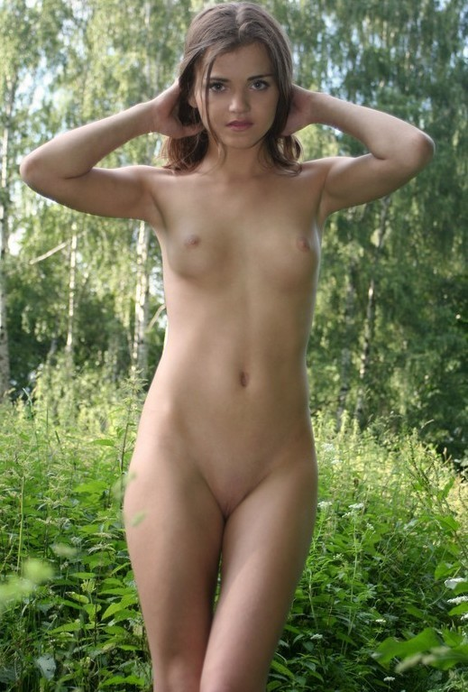 girl Perfect naked goth