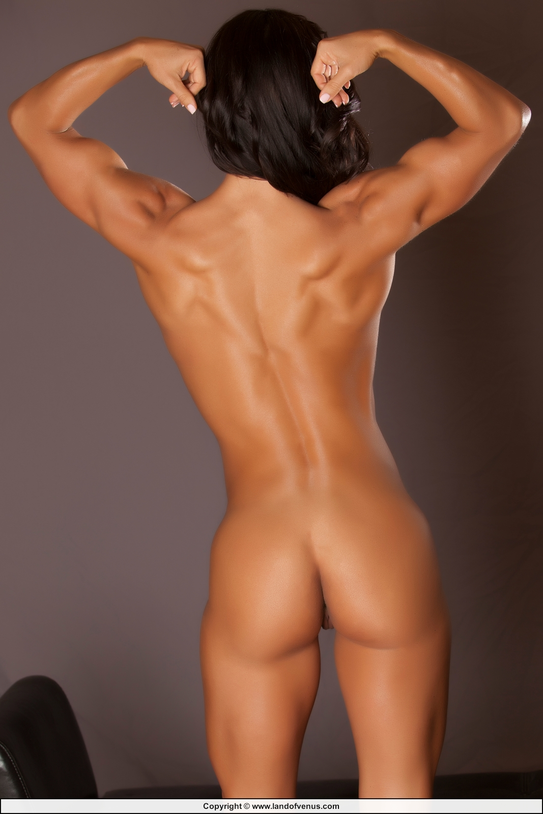 nude fitness Sexy female models