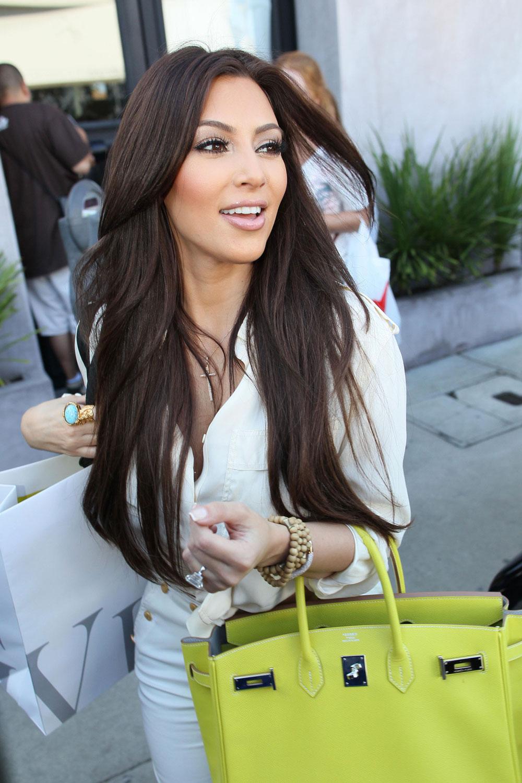 Kim kardashian hair - hd images