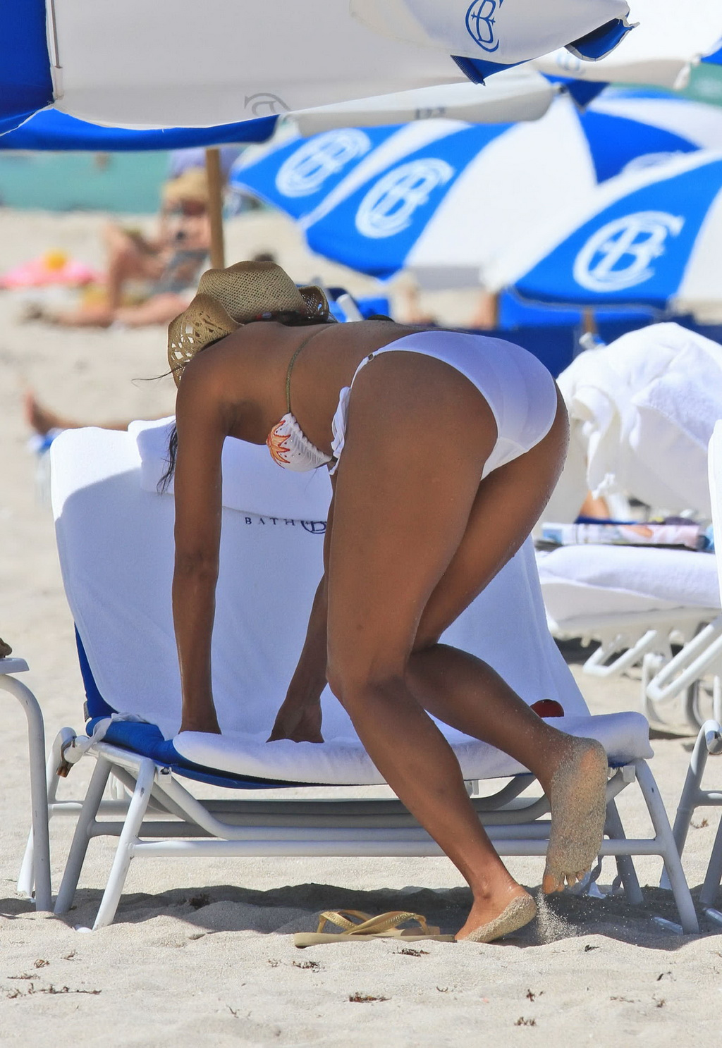 bikini Gabrielle ass union