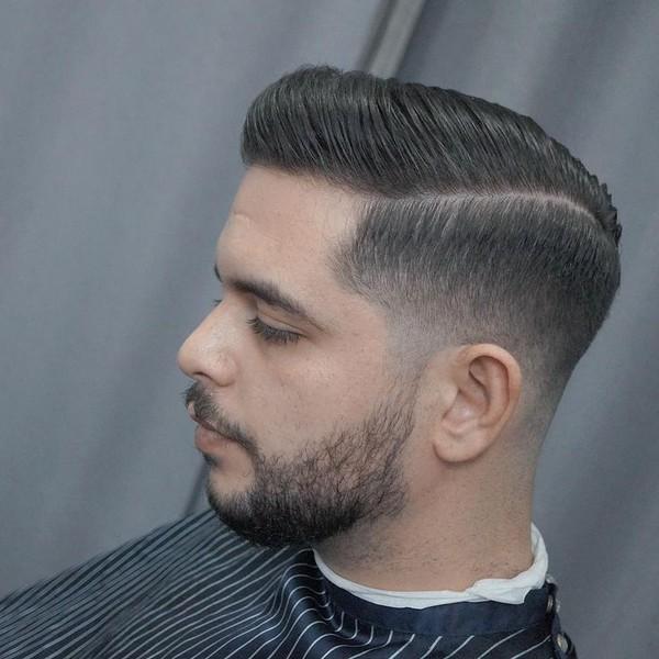 for hair men Quiff for short hairstyles