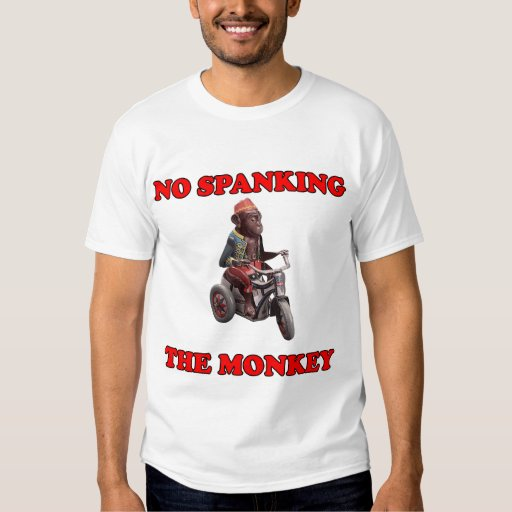 monkey clothing Spank