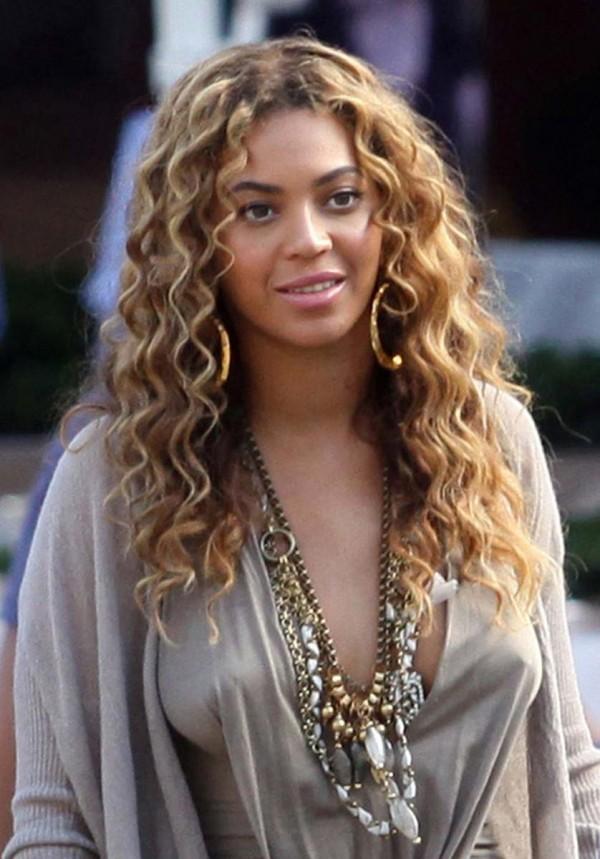 thru see Beyonce knowles