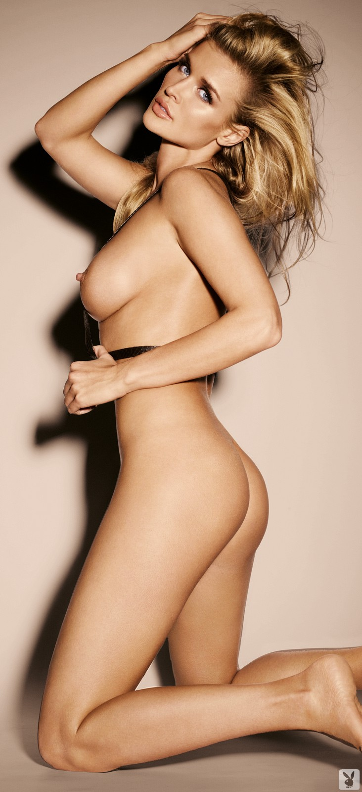nude lingerie krupa Joanna