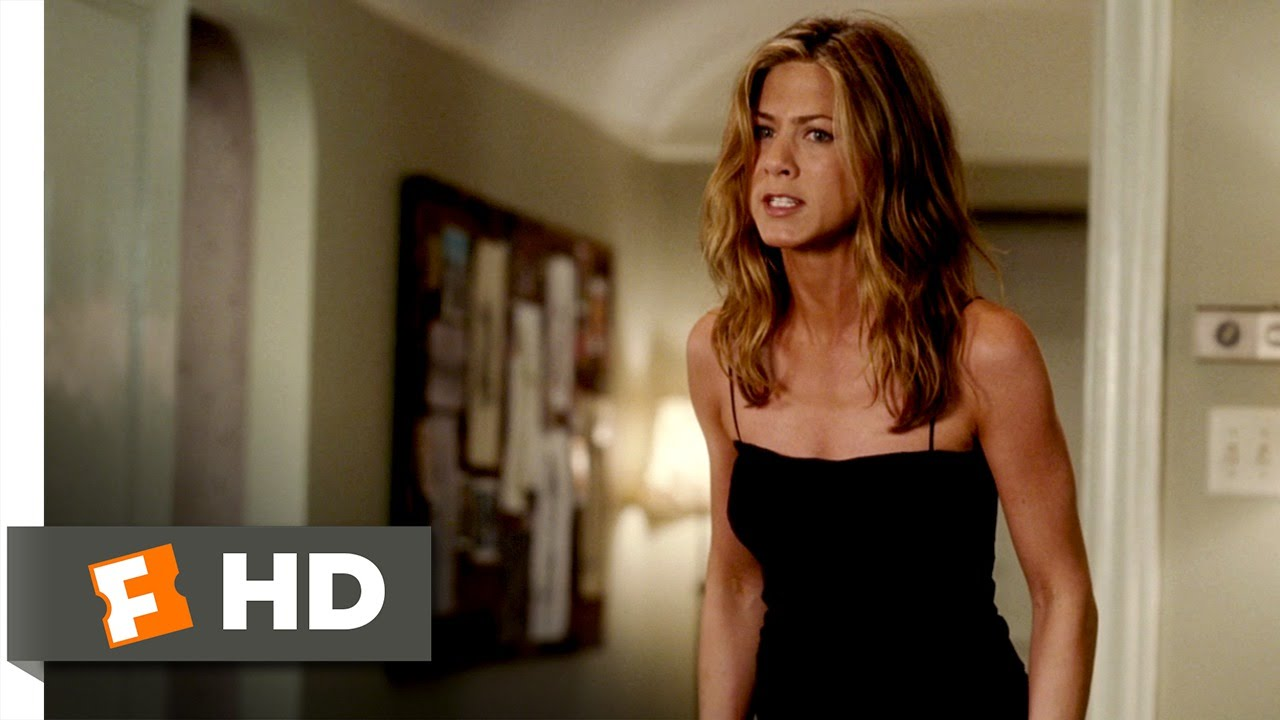 Jennifer aniston nude break up