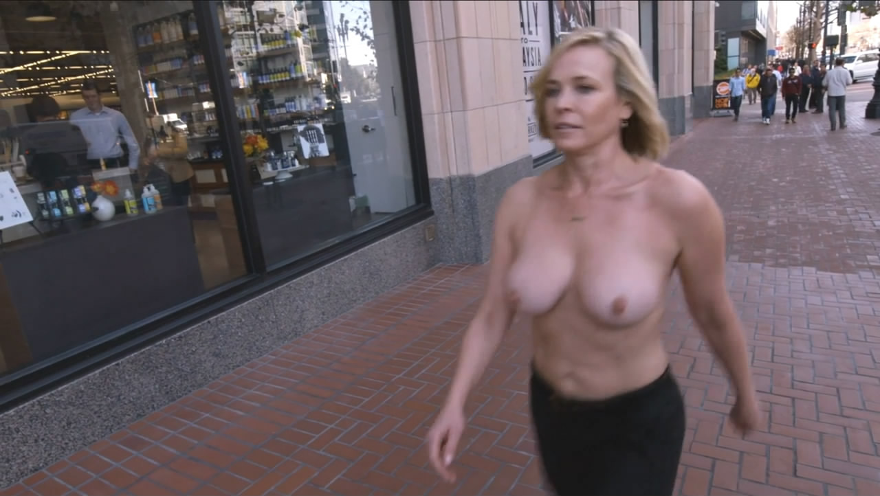 boobs Chelsea handler