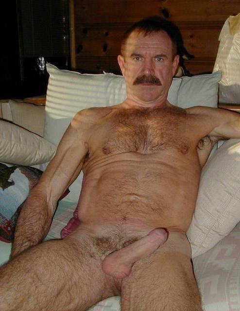 men Hot naked older