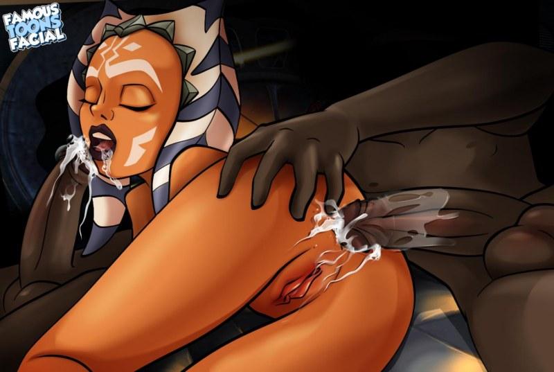 ahsoka clone Star wars sex wars