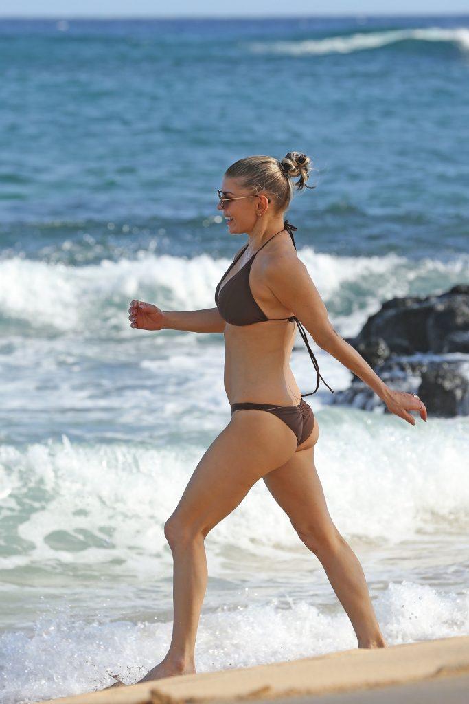 bikini Fergie hot