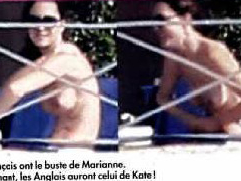 kate middleton topless Princess