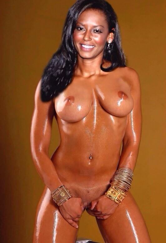 b girls nude spice Mel