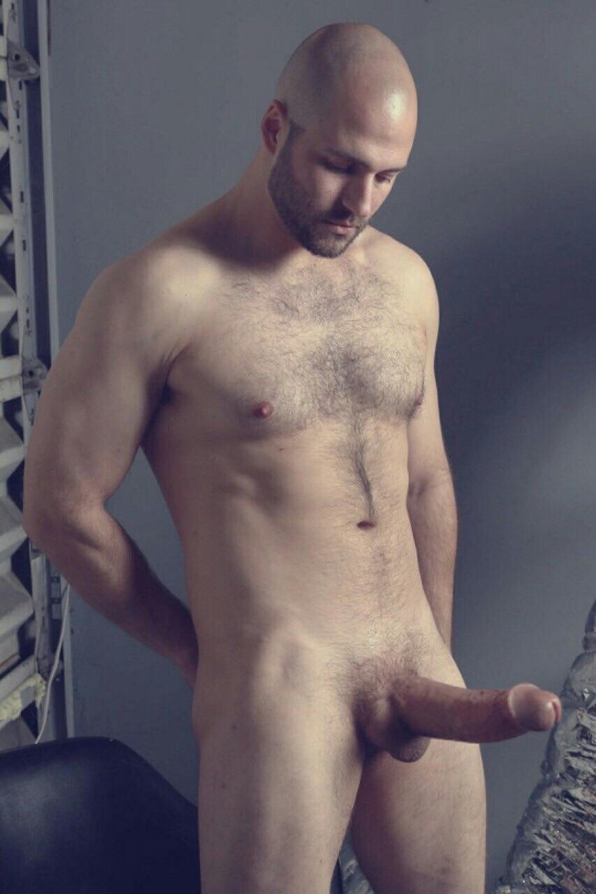 russian Male nude