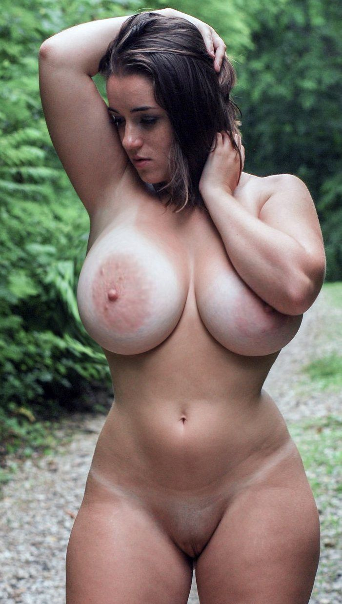 Nude Curvy Size Sexy Women Hot Plus