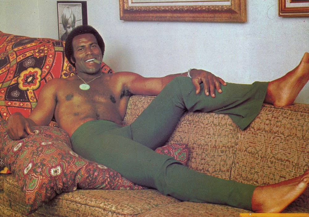 fred williamson nude Playgirl