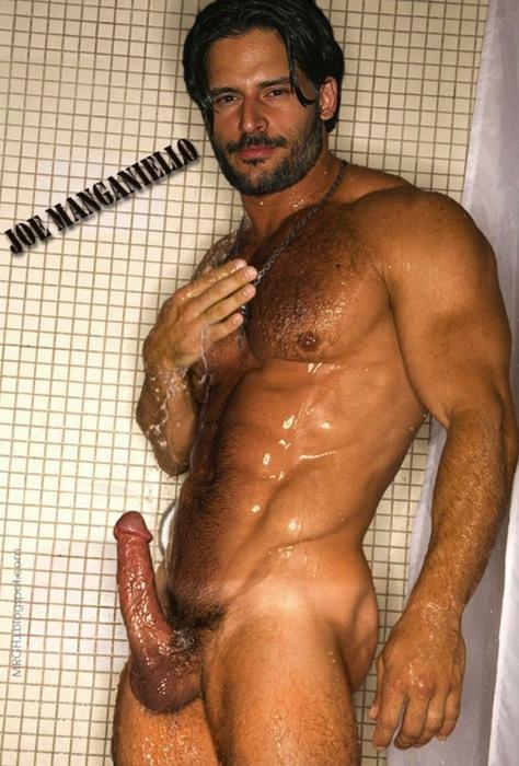 manganiello naked Joe