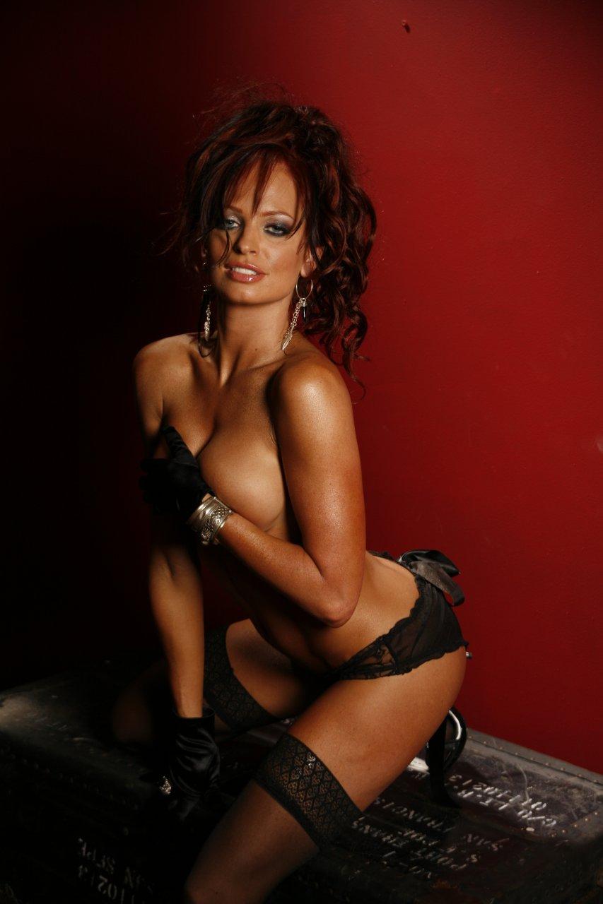 Christy Hemme Nude Playboy