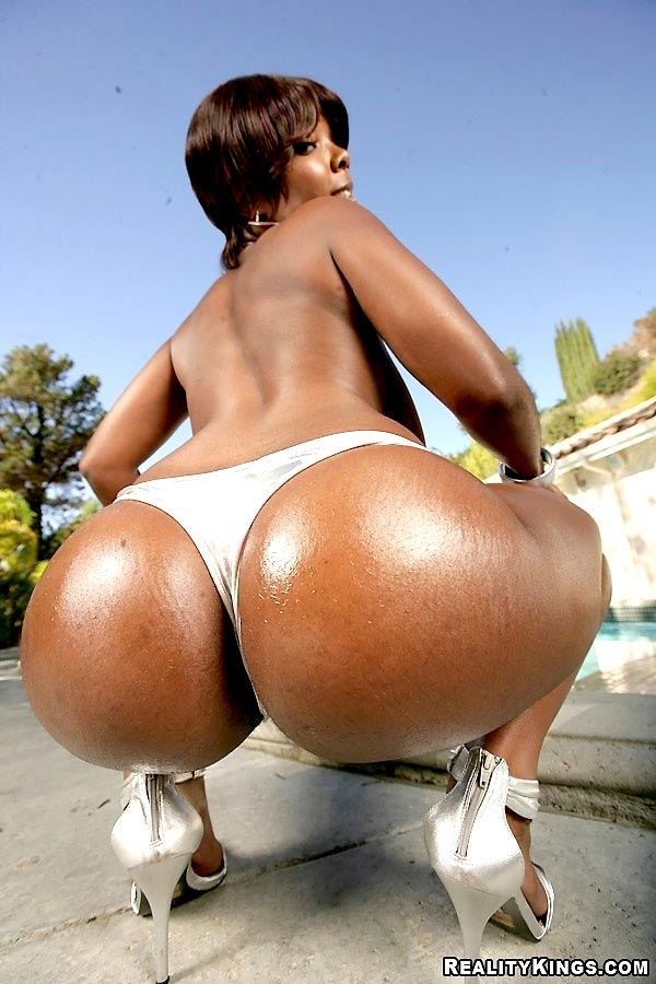 ass big pictures ebony black Naked