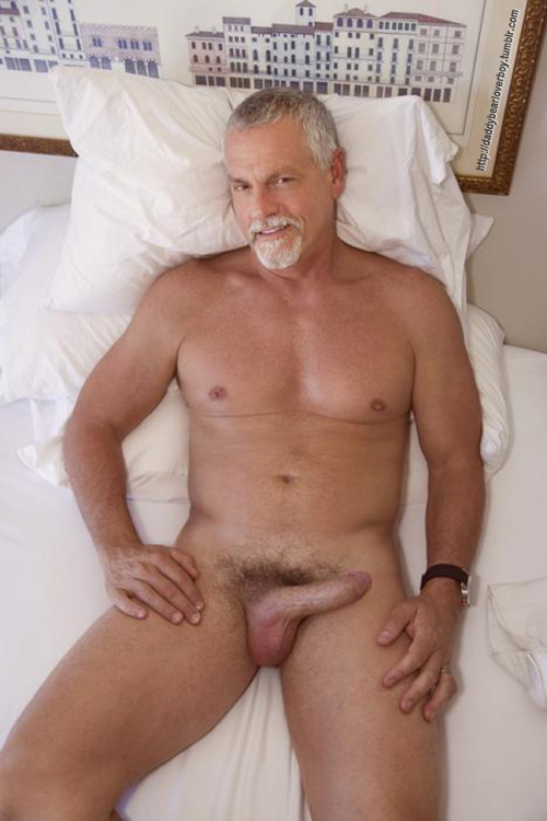 latino naked Mature men