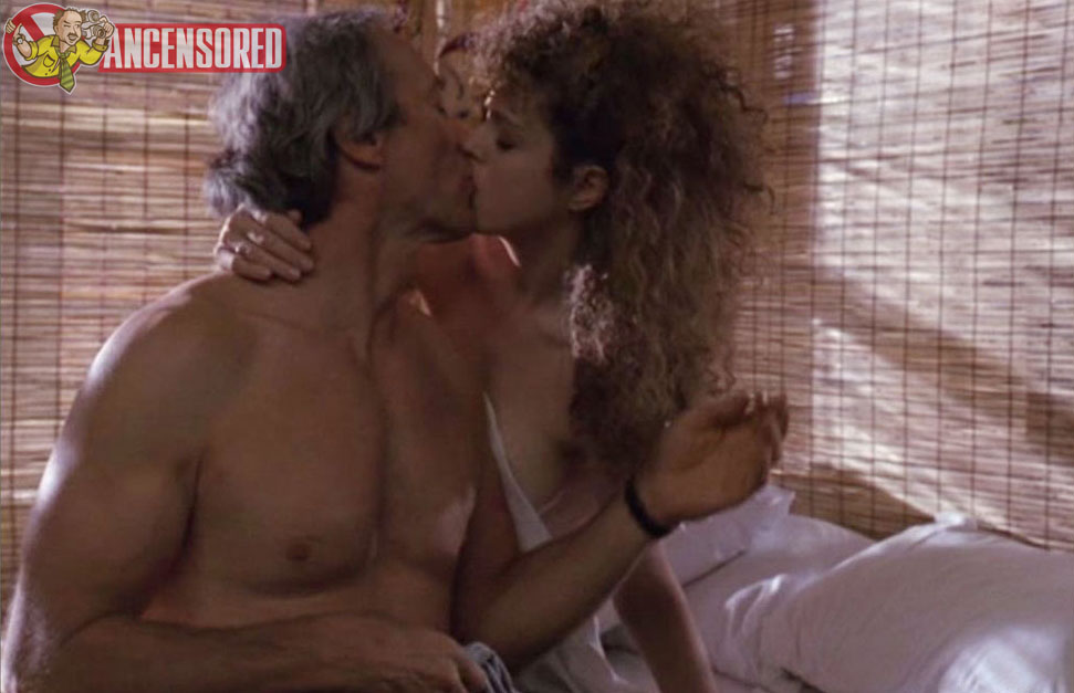 peters topless Bernadette